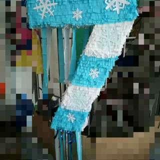 Frozen Number Pinata