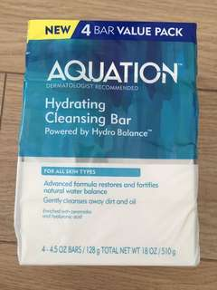 Aquation Hydrating Cleansing Soap Bar