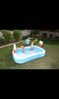 Best way swimming pool