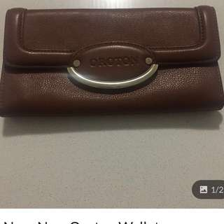 Near new Oroton wallet