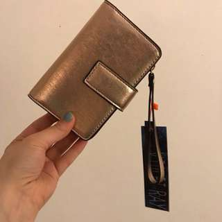 Brand New Rose Gold Phone Wallet