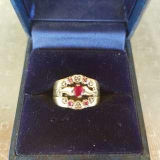 3 piece ring set