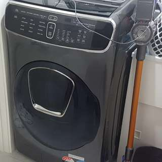 Samsung FlexWash Dual Load Washer-BRAND NEW USED ONCE!