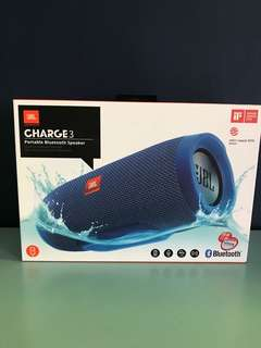 JBL Bluetooth Speaker (Charge 3)