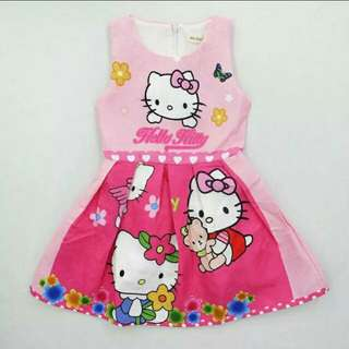 Hello Kitty Dress Sweet Pink