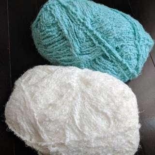 Needles and Yarn