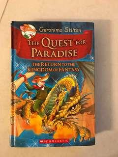 Geronimo Stilton- The Quest For Paradise