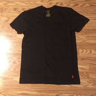 🔥💯🔥 authentic brand new polo ralph lauren v neck t shirt 👚