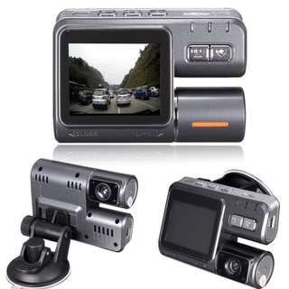 New Car DVR Record Camera - Small, Slim, Lightweight, Rotable Lens