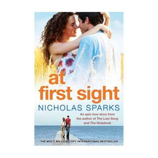 [eBook] At First Sight - Nicholas Sparks