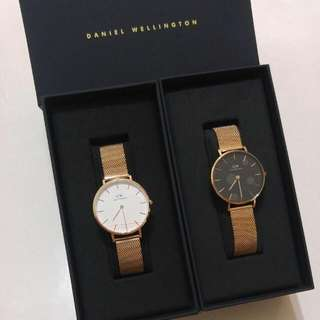 [Clearance sale] Daniel Wellington 32mm Classic Melrose