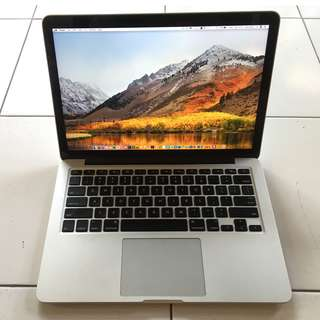 Macbook Pro Retina 13 inch i5/8GB/256GB