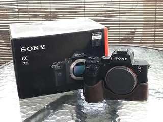 Sony Alpha 7 ii (A7ii) BO masih garansi