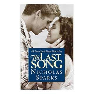 [eBook] The Last Song - Nicholas Sparks