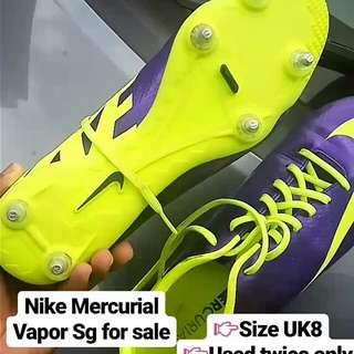 Nike Mercurial SG