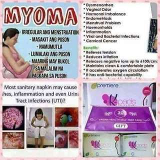 BIG SALE!!!! k-pads day, k-pads night and liner - FDA approved (original)
