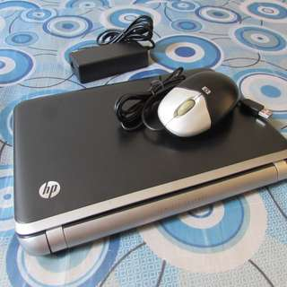 HP AMD Netbook 11.6 inches Screen Good for SchooL Laptop