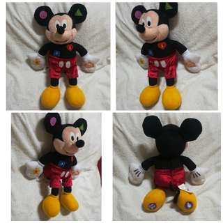 Disney Mickey Mouse Clubhouse Educational Learning Plush Toy