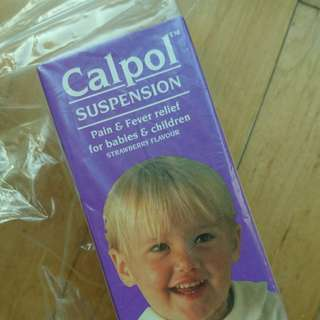 BNIB Calpol Suspension (70ml)