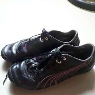PUMA ferrari leather shoes