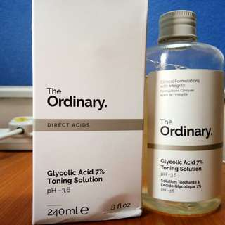 The Ordinary Glycolic Acid (RESERVED)