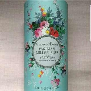 Crabtree & Evelyn Parisian Millefleurs Flower Water 100ml