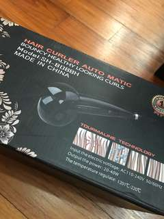 BNIB Automatic Hair Curler