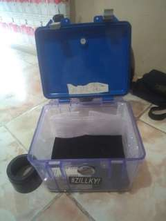 Dry Box ( ukuran sedang ) + hood 50 mm 400.000