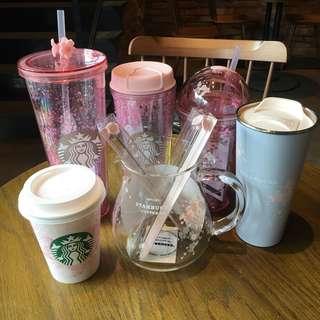 韓國 Starbucks 櫻花杯
