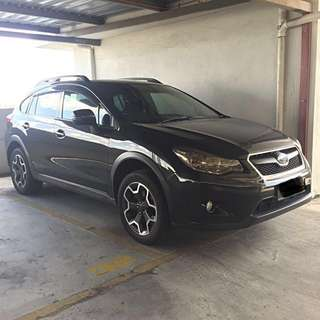 Subaru XV 2.0 (A) AWD remap stage 2