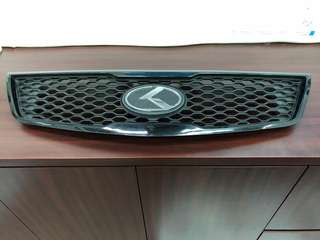 Original front grille face of Kia cerato forte or forte koup