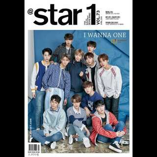 At Star Wanna One Cover