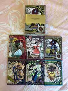 Christian Lacroix Hardcover notebook boxed Set