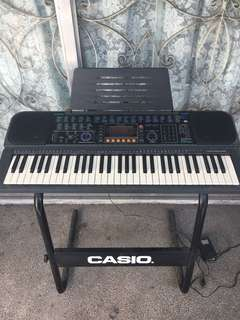 Electronic Keyboard CTK-611