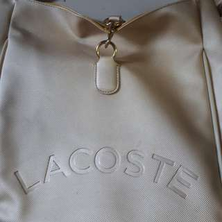 Lacoste sling bag (class A)