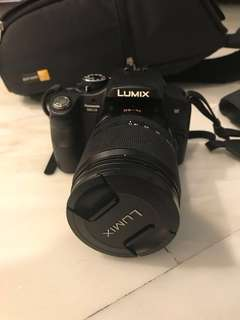 Panasonic LUMIX Camera model DMC-L10