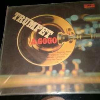 TRUMPET  A GOGO Vinyl