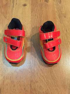 Adidas Cars Disney Baby Shoes
