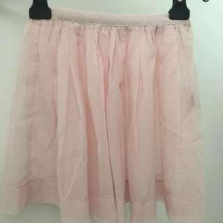 Ballet Pink Skirt