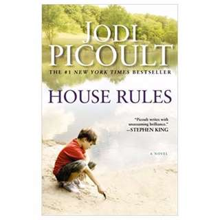 House Rules by Jodi Picoult (Large Paperback Edition)