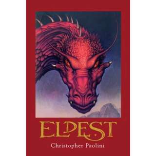 Eldest (The Inheritance Cycle, #2) by Christopher Paolini