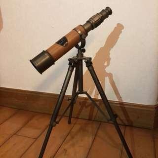 Collectible Antique Royal Navy Telescope London 1916