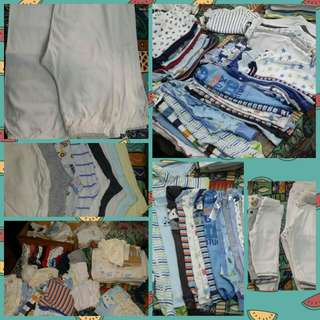 Preloved bby clothes