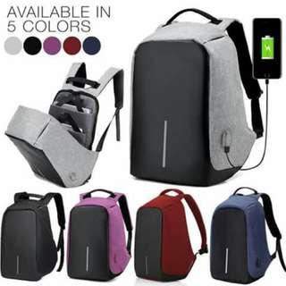 Anti Theft Bag Pack