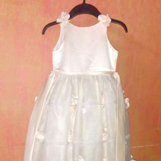Flower Girl Dress by JOAN CALABRESE for Mon Cheri