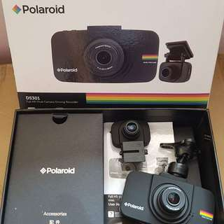 Polaroid DS301 Dashcam