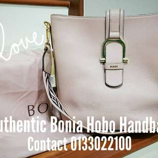 Authentic Bonia Hobo Handbag