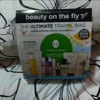 Sephora Favourites Beauty On The Fly The Ultimate Travel Bag Set