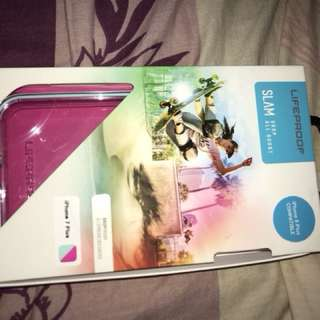 1x LIFEPROOF Slam Case For iPhone 8/7 Plus for $60 Negotiable !