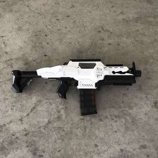 """Custom NERF Commissions: """"Stormtrooper's Complement"""""""